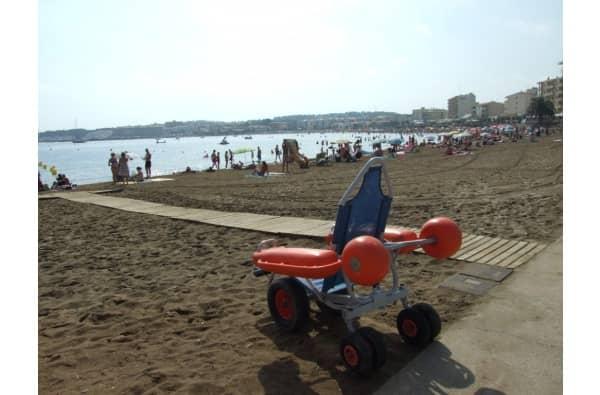 Platja De Riells Platges Accessible 5